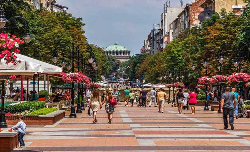 bulgaristan manzarası