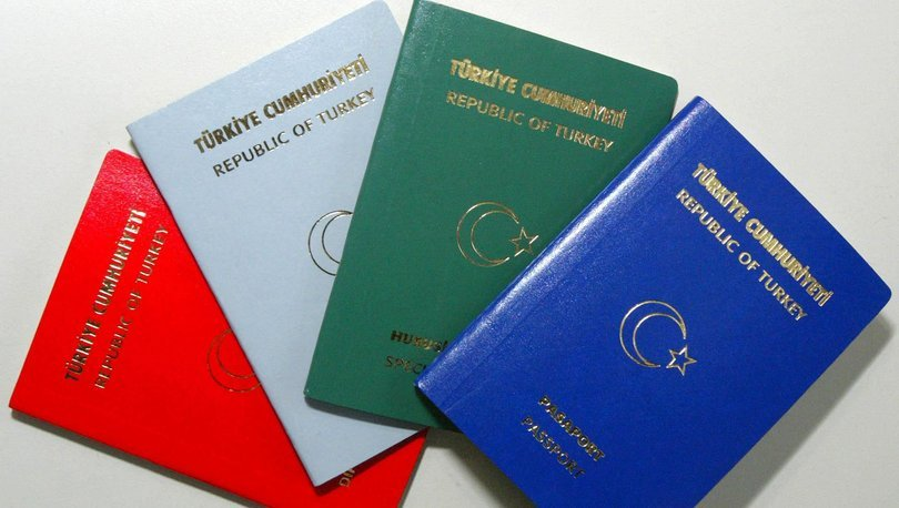 pasaport gerekli evraklar