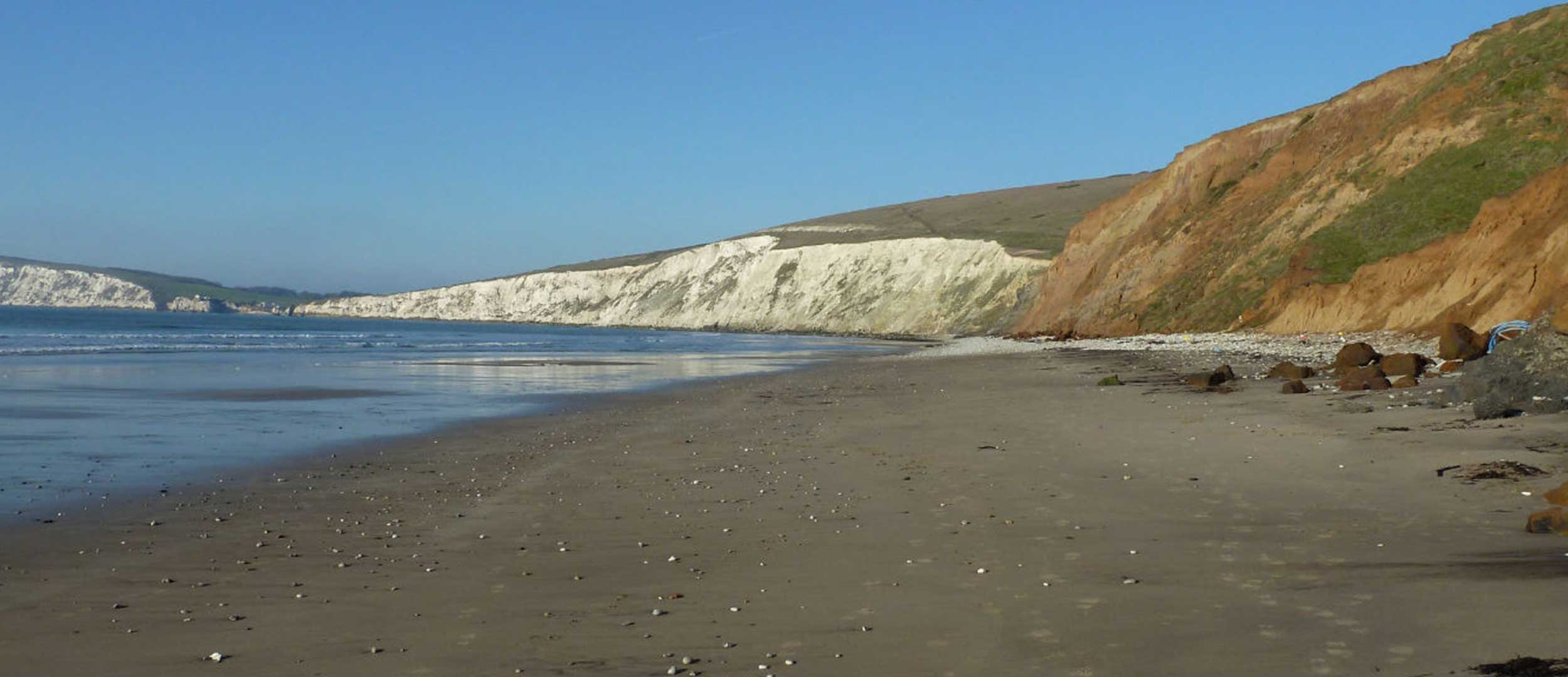 Compton Koyu, Wight Adası