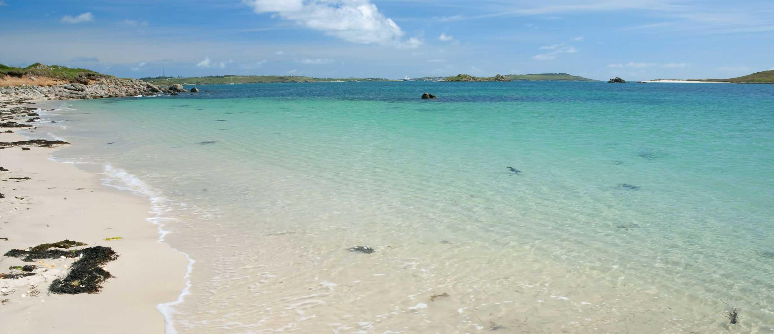 Pelistry Bay Scilly Adaları