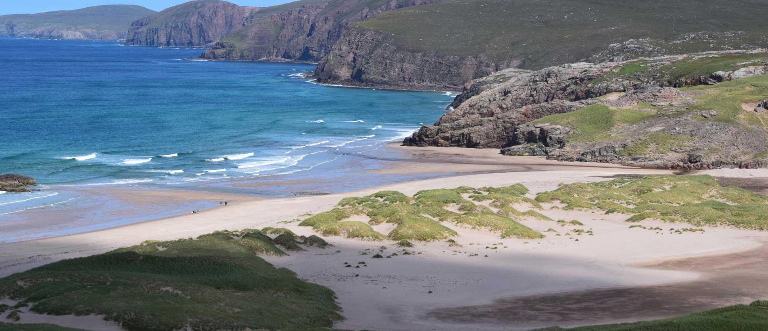 Sandwood Koyu, Sutherland