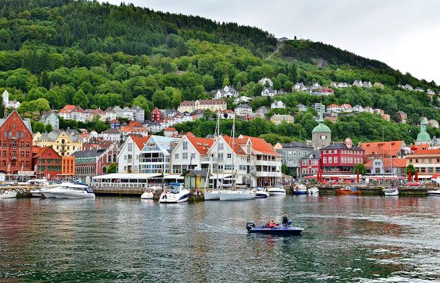Norveç Bergen'in Bilinmeyen Yönleri