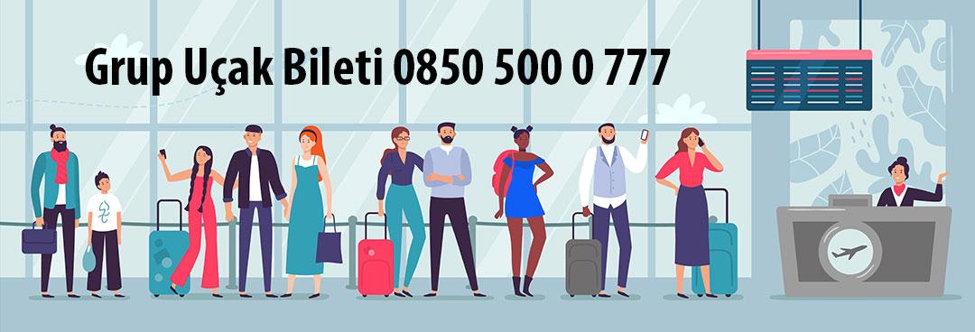 grup uçak bileti nedir