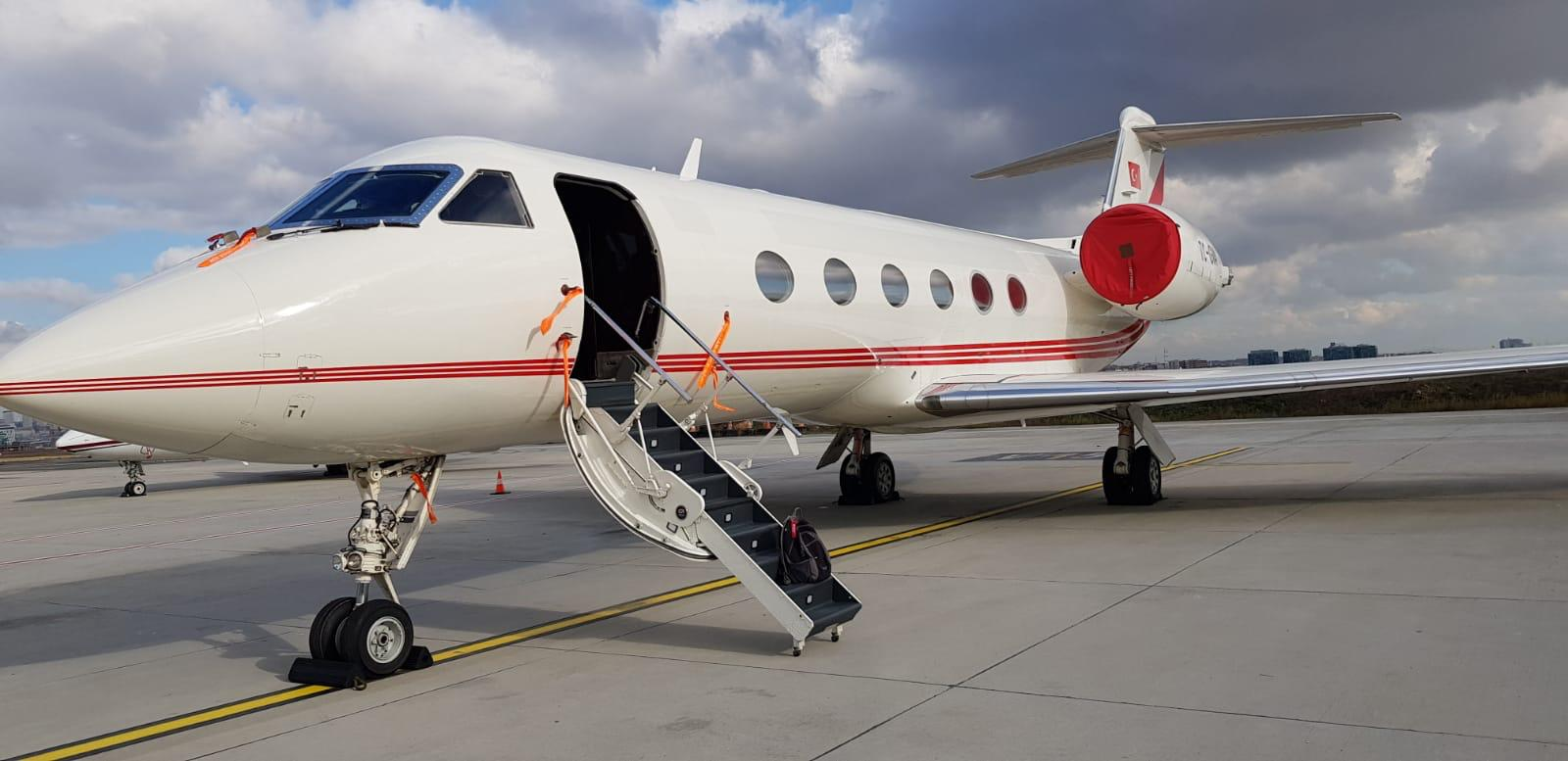 özel uçuş kiralama
