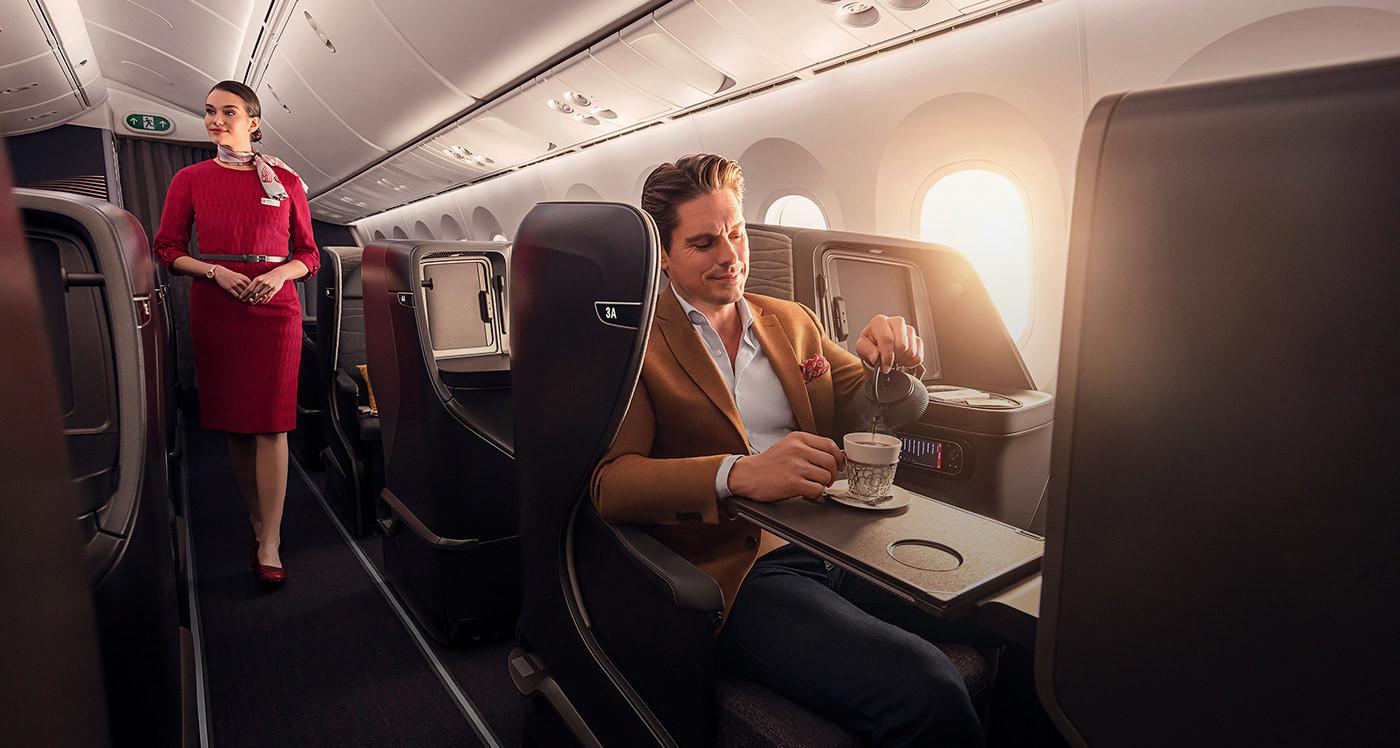thy business class uçak bileti