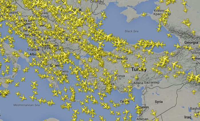 thy uçuş takibi